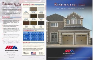 Residential brochure - outside